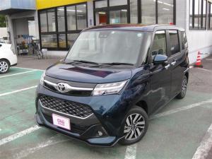 トヨタ タンク カスタムG 4WD 1年間走行無制限保証