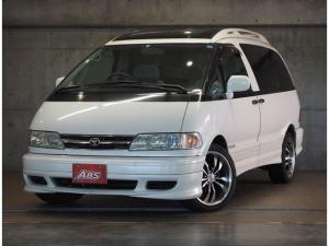 トヨタ エスティマ アエラス スーパーチャージャー 4WD 1オーナー SR