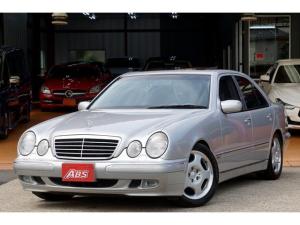 メルセデス・ベンツ Eクラス E430 アバンギャルド ユーザー買取 左H D車 SR
