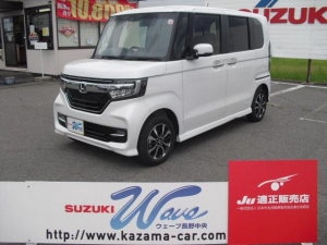 ホンダ N-BOXカスタム G・Lホンダセンシング 4WD  両パワスラ