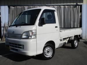 ダイハツ ハイゼットトラック エアコン・パワステ スペシャル パートタイム4WD