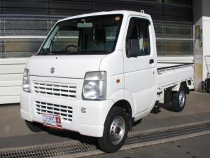 スズキ キャリイトラック KCパワステ 4WD 5速マニュアル アッパーメンバーガード