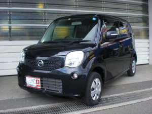 日産 モコ X 2WD キーレスプッシュスタート オートエアコン 電動格納ドアミラー