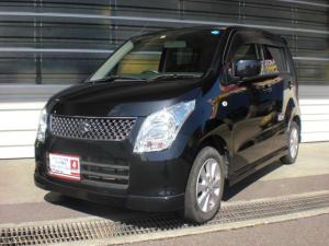 スズキ ワゴンR FXリミテッド 4WD キーレスプッシュスタート CDプレーヤー シートヒーター 14インチアルミホイール