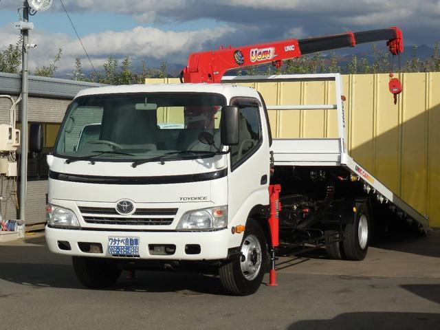 最大積載量2900kg 荷台内寸560×205 クレーン・スライドボディー・ウィンチラジコン付 ETC Nox・Pm適合
