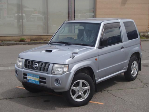 i日産 キックス RS 4WD キーレス CD 寒冷地仕様 ABS エアバック