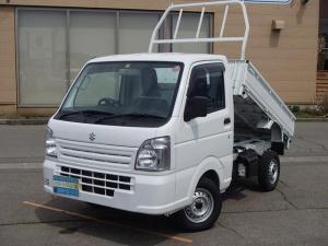 スズキ キャリイトラック 4WDダンプ 3速A/T