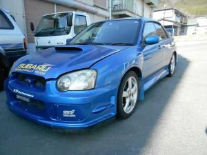 スバル インプレッサ WRX 2004 Vリミテッド