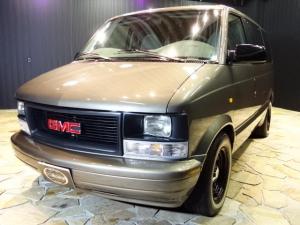 シボレーアストロ LS AWD GMCカーゴフェイス正規輸入ディーラー車