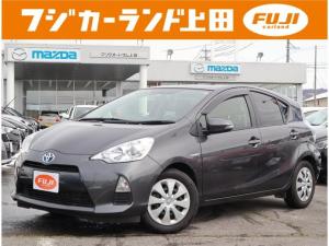 トヨタ アクア S スマートエントリーPKG 純正ナビ&TV スマートキー