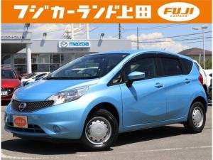 日産 ノート X FOUR Vセレクション+セーフティ 4WD 純正ナビ