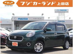 トヨタ パッソ モーダS スマートアシストII 純正ナビ&TV LEDライト