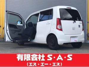 スズキ ワゴンR 4WD ウェルキャブ 電動リフトシート シートヒーター付き