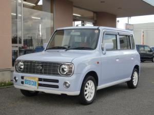 スズキ アルトラパン L 4WD キーレス シートヒーター CD 純正アルミ