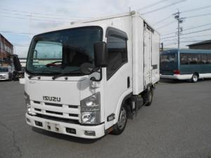 いすゞ エルフトラック 冷蔵冷凍車2t