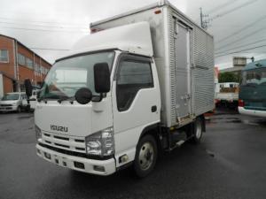 いすゞ エルフトラック アルミバン4WD1.5t