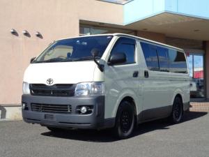 トヨタ ハイエースバン ロングDX 5ドア 4WD