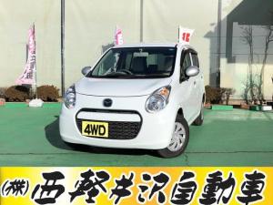 マツダ キャロルエコ ECO-X 4WD スマートキー アイドリングストップ