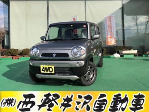 スズキ ハスラー G 4WD スマートキー アイドリングストップ