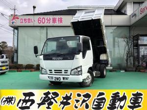 いすゞ エルフトラック 2tダンプ 低床 2WD