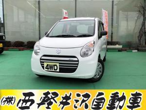 スズキ アルトエコ ECO-L 4WD シートヒーター キーレス