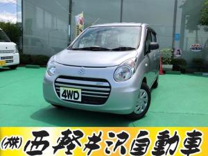 スズキ アルトエコ ECO-L 4WD シートヒーター アイドリングストップ