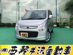 マツダ フレア XG 4WD シートヒーター ナビ ETC