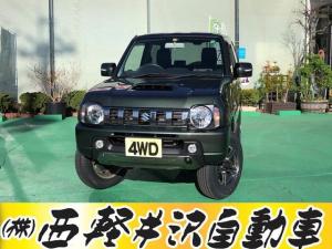 スズキ ジムニー ランドベンチャー 4WD リフトアップ シートヒーター キーレス CD