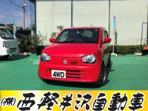 スズキ アルト X 4WD ナビ スマートキー