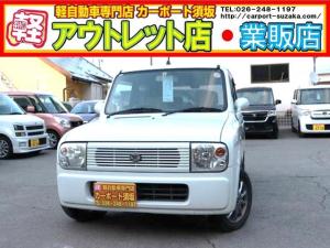 スズキ アルトラパン Lリミテッド 4WD