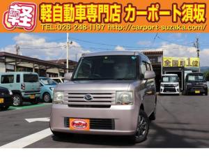 ダイハツ ムーヴコンテ X 4WD パワーシート CD スマートキー ベンチシート 寒冷地仕様 セキュリティアラーム