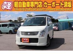スズキ ワゴンR リミテッドII 4WD ABS セキュリティアラーム エアバッグ エアコン パワステ