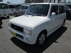 スズキ アルトラパン バージョンV 4WD シートヒーター CDオーディオ