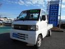 三菱/ミニキャブトラック VX-SE エアコン付 4WD パワステ