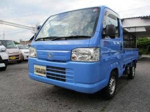 ホンダ アクティトラック 4WD SDX エアコンパワステ 三方開 66146キロ