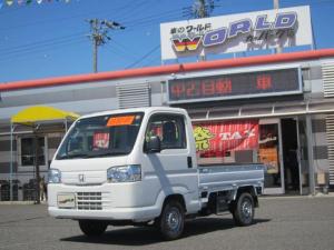ホンダ アクティトラック SDX 4WD 運転席エアバッグ パワ-ステアリング