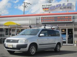 トヨタ プロボックスワゴン F エクストラパッケージ 4WD エアバッグ ABS