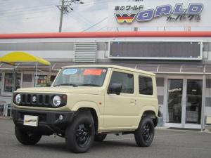 スズキ ジムニー XL 4WD シートヒーター スマートキー 盗難防止装置