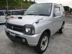 スズキ ジムニー XG 4WD ターボ マニュアル 純正アルミホイール ETC タイミングチェーン