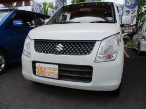 スズキ ワゴンR FX インパネAT キーレス CDオーディオ セキュリティアラーム 電動格納ミラー