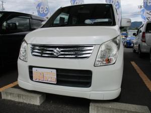 スズキ ワゴンR FXリミテッド インパネAT CDオーディオ オートエアコン スマートキー 電動格納ミラー