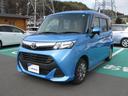 トヨタ/タンク X プッシュスタート バックカメラ 片側パワースライドドア