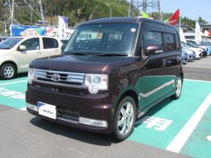 トヨタ ピクシススペース カスタム RS CD AM/FMチューナー オートエアコン