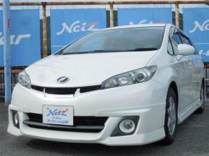 トヨタ ウィッシュ 1.8S キーレス ETC 3列シート ロングラン保証