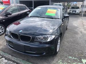 BMW 1シリーズ 116i プッシュスタート キセノンライト ETC車載器 純正オーディオデッキ