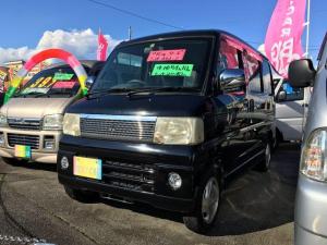 三菱 タウンボックス RX ターボ ハイルーフ 5速マニュアル車 キーレス