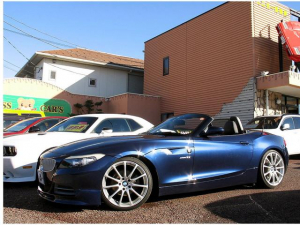 BMW Z4 sDrive23i 2.5 ハイラインP 黒革 19AW