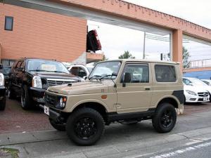 スズキ ジムニー 4WDターボ ランドベンチャー AT リフトアップカスタム