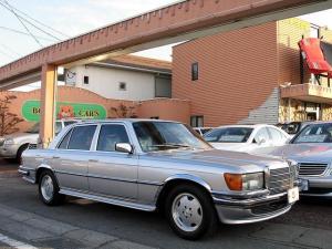 メルセデス・ベンツ Sクラス 450SEL 左H AMG仕様 ミッションOH済 D車