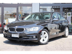 BMW 3シリーズ 318iスポーツ 純正HDDナビ TVフルセグ バックカメラ サイドカメラ クルーズコントロール フロントドライブレコーダー ドライビングアシスト 電動シート調整メモリー付 LEDヘッドライト コンフォートアクセス